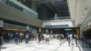 会展中心大厅